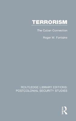 Terrorism: The Cuban Connection book