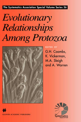 Evolutionary Relationships Among Protozoa by Graham H. Coombs