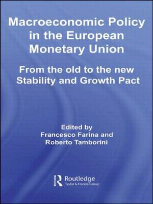 Macroeconomic Policy in the European Monetary Union book
