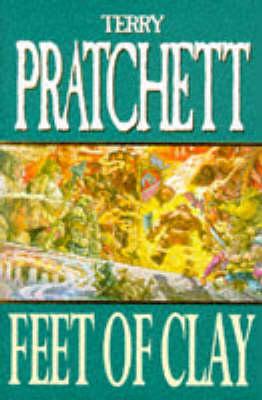 Feet of Clay by Terry Pratchett