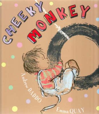 Cheeky Monkey by Andrew Daddo