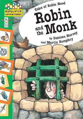 Robin and The Monk by Damian Harvey