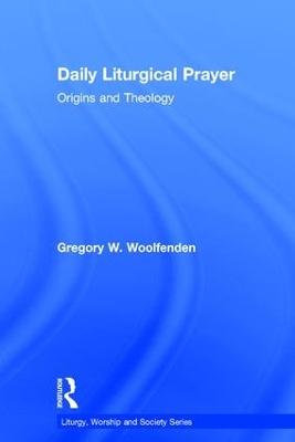 Daily Liturgical Prayer book