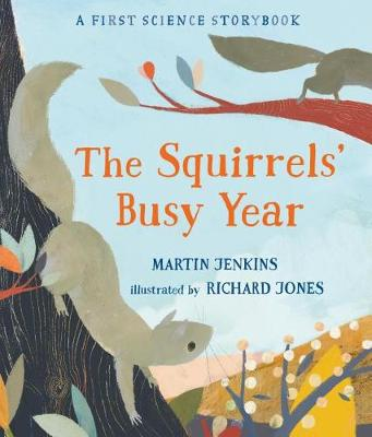The Squirrels' Busy Year by Solicitor Martin Jenkins
