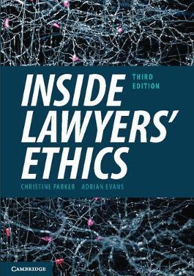 Inside Lawyers' Ethics book