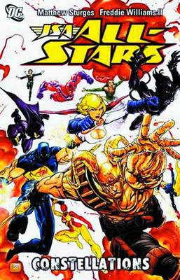 Jsa All Stars TP Vol 01 Constellations by Matthew Sturges