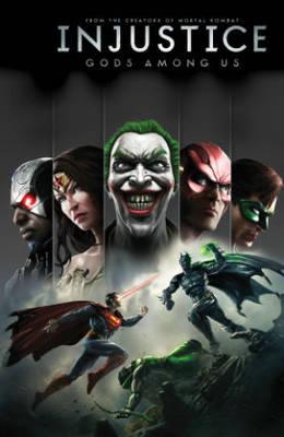 Injustice: Gods Among Us Volume 1 HC book