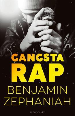 Gangsta Rap: A World Book Day Title 2018 by Benjamin Zephaniah