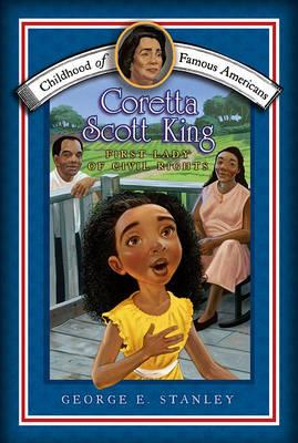 Coretta Scott King by George E Stanley