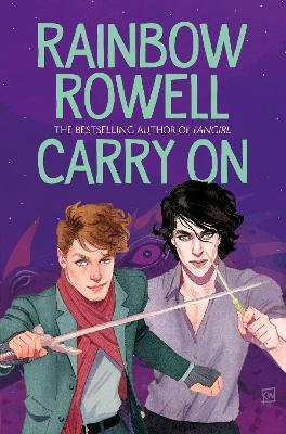 Carry On book
