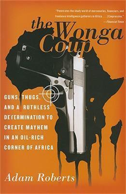 Wonga Coup book