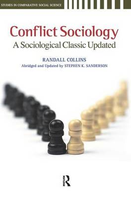 Conflict Sociology book
