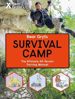 Bear Grylls World Adventure Survival Camp by Bear Grylls