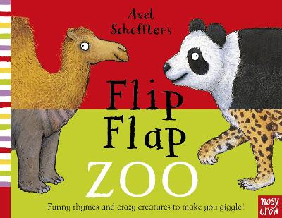 Axel Scheffler's Flip Flap Zoo by Axel Scheffler