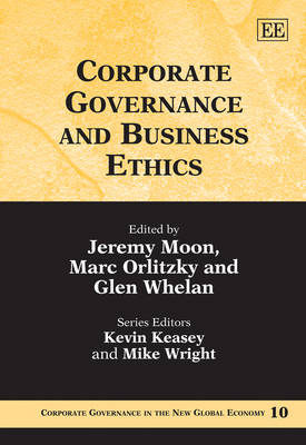 Corporate Governance and Business Ethics by Marc Orlitzky