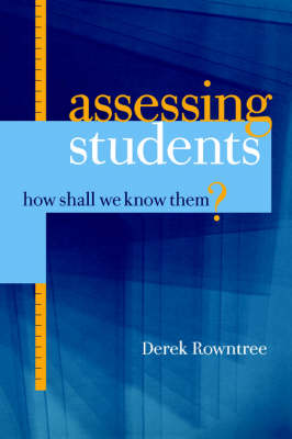 Assessing Students book