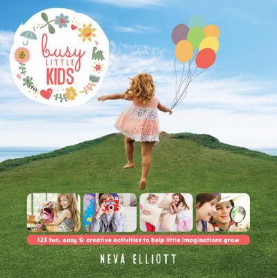 Busy Little Kids book