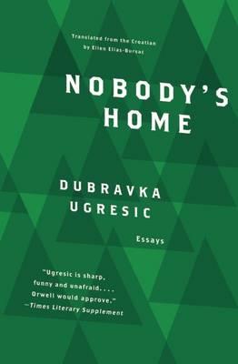 Nobody's Home book