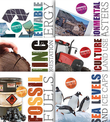 Environmental Issues 6 Book Set by Various