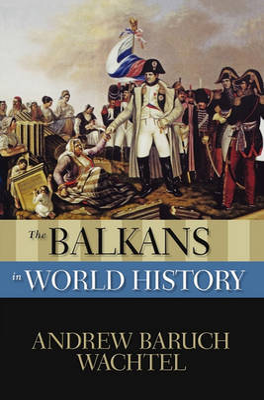 Balkans in World History book