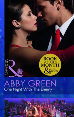One Night With The Enemy by Abby Green