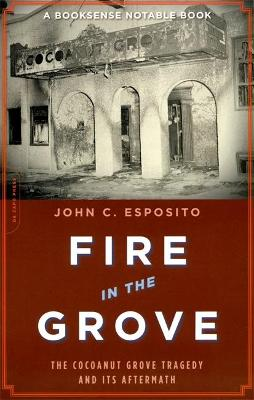 Fire in the Grove by John Esposito