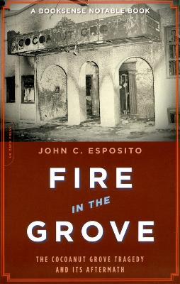 Fire in the Grove by John Esposito