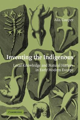 Inventing the Indigenous by Alix Cooper