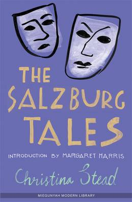 The Salzburg Tales by Christina Stead