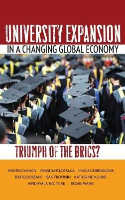 University Expansion in a Changing Global Economy by Martin Carnoy