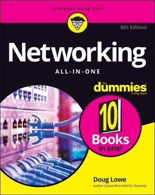 Networking All-in-One For Dummies book