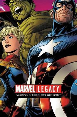 Marvel Legacy book