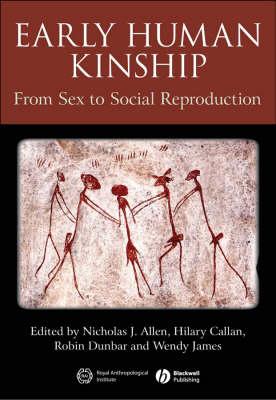Early Human Kinship book