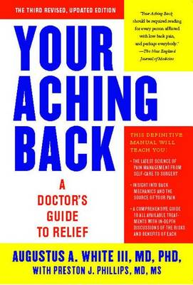 Your Aching Back book