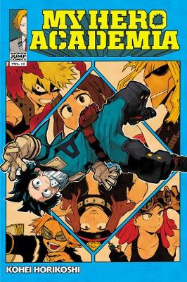My Hero Academia, Vol. 12 by Kohei Horikoshi
