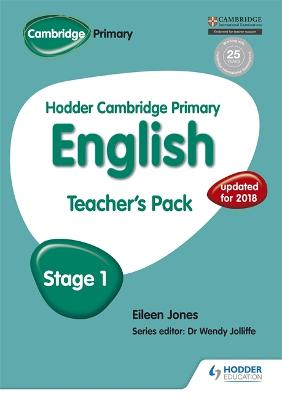 Hodder Cambridge Primary English: Teacher's Pack Stage 1 book