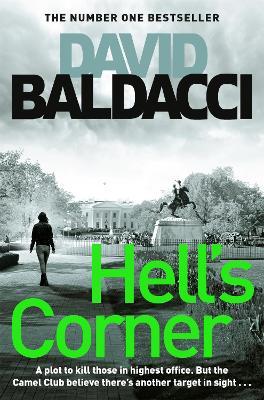 Hell's Corner book