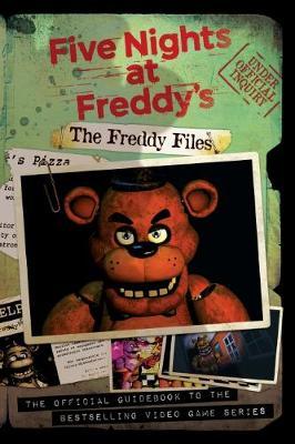 Freddy Files by Scott Cawthon
