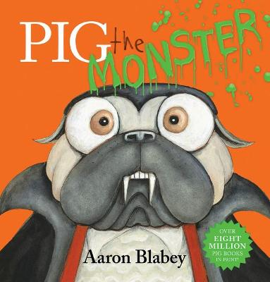 Pig the Monster book