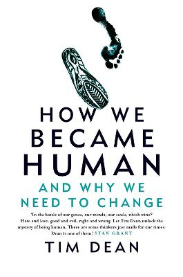 How We Became Human book