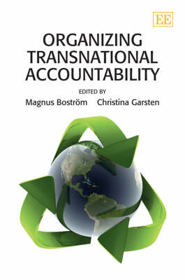 Organizing Transnational Accountability by Magnus Bostrom