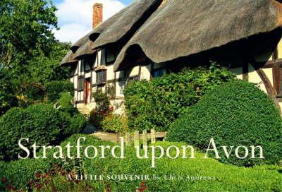 Stratford Upon Avon Little Souvenir Book by Chris Andrews