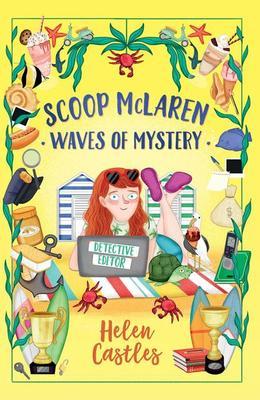 Scoop McLaren: Waves of Mystery by Helen Castles