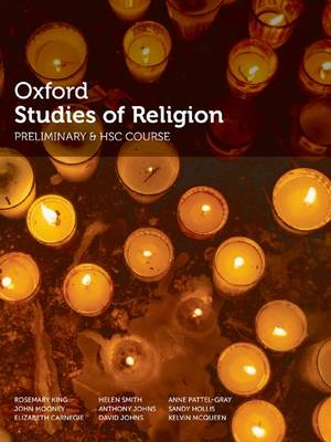 Oxford Studies of Religion Preliminary and HSC Course by Rosemary King