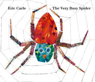 The The Very Busy Spider by Eric Carle