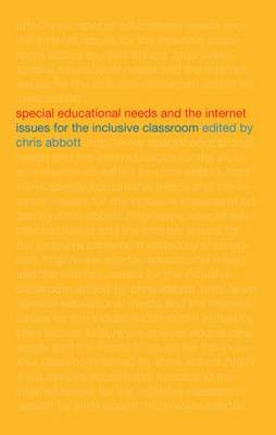 Special Educational Needs and the Internet book