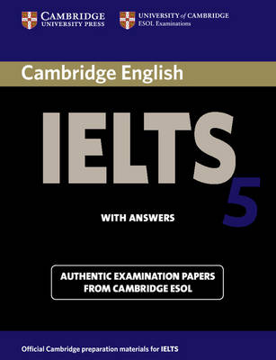 Cambridge IELTS 5 Student's Book with Answers book
