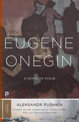 Eugene Onegin by Aleksandr Pushkin