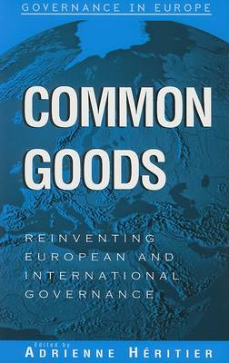 Common Goods by Adrienne Heritier