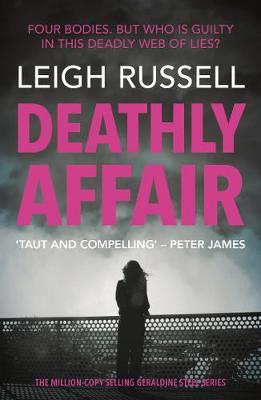 Deathly Affair book